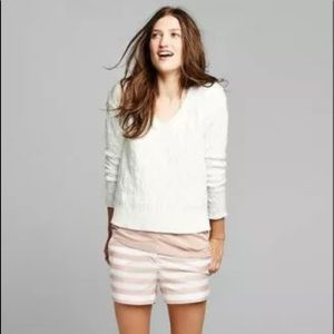 Gap Sunkissed  Stripped Shorts